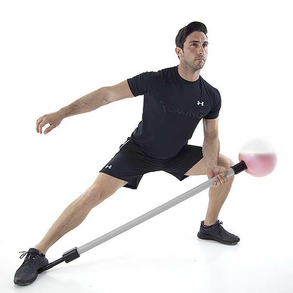 ćwiczenia ze sztangą fluipump