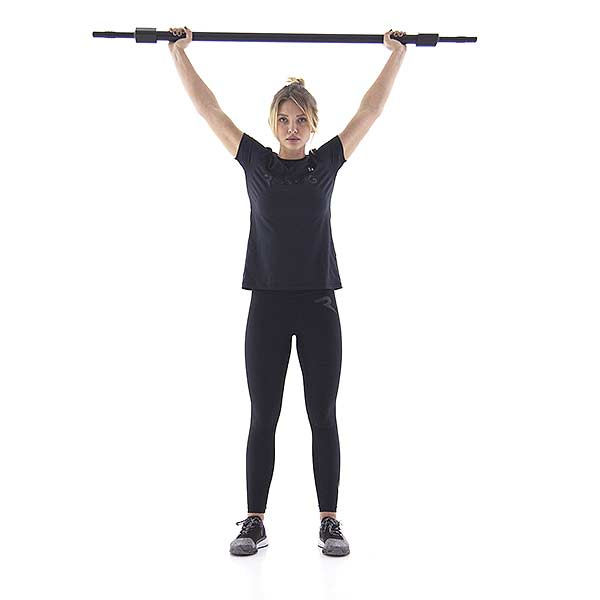 sztanga fitness ćwiczenia